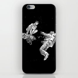 asc 578 - La séparation (Cutting the cord) iPhone Skin