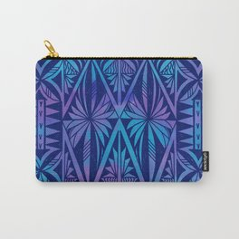 Samoan Siapo (Tapa Cloth Design) Carry-All Pouch