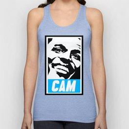 "Cam Newton ""Obey"" Unisex Tank Top"