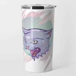 Space Kat Travel Mug