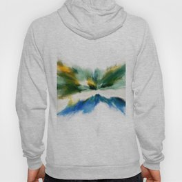Serenity Abstract Hoody