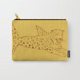 Jaguar Shark Carry-All Pouch