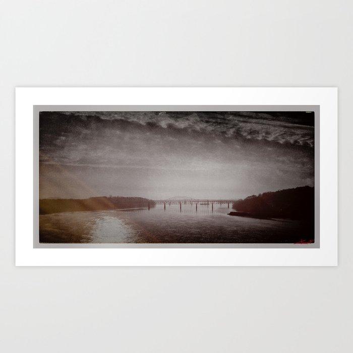 Havre de Grace Art Print
