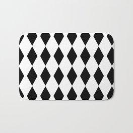 Scandinavian simple pattern . Bath Mat