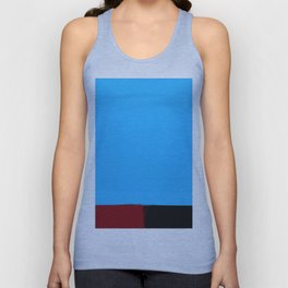 Abstract No 513 By Chad Paschke Unisex Tank Top
