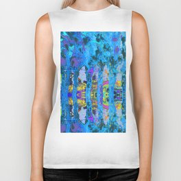 Peeking Through The Pursuit of Happiness a Mesmerizing Experience by annmariescreations Biker Tank