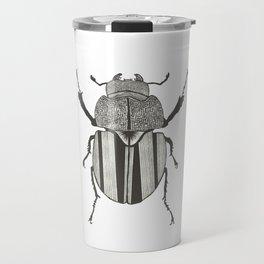 Graphic ekoxe stag beetle Travel Mug