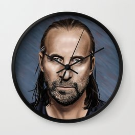 Peter Stormare Wall Clock