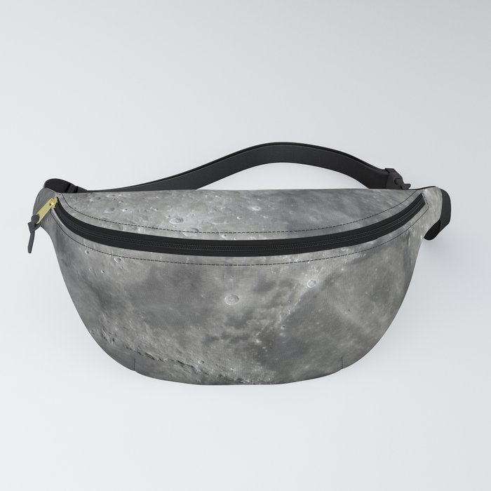craters on the moon Fanny Pack