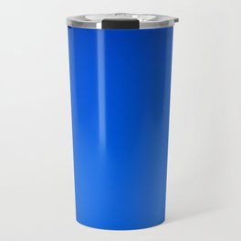 lamp over blue sky Travel Mug