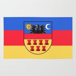 Transylvania Flag (Historical) Rug