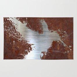 Hummingsplat - Rusty Rug