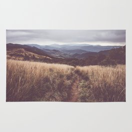 Bieszczady Mountains - Landscape and Nature Photography Rug
