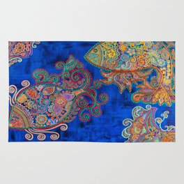 The Water Angels Rug
