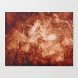 Tectonics Canvas Print