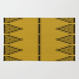 The Lodge (Gold) Rug