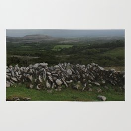 The Irish Wild West (County Clare) Rug