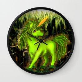 UniCORNio Wall Clock