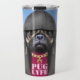 Pug Lyfe Travel Mug