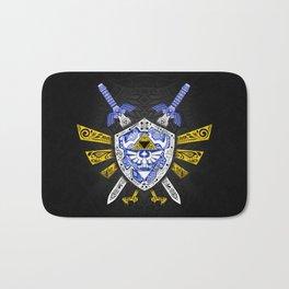Heroes Legend - Zelda Bath Mat