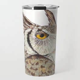 Quintus the Owl Travel Mug
