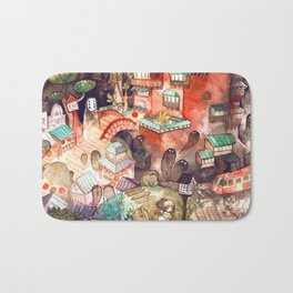Spirited Away Bath Mat