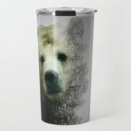 Pacific Grizzly Travel Mug