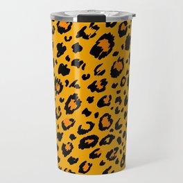 Cheetah skin pattern design Travel Mug