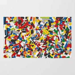The Lego Movie Rug