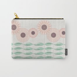 Blushing garden Carry-All Pouch