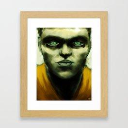 Kai Long Framed Art Print