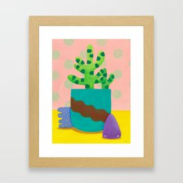 Imaginary Still Life 1 Framed Art Print