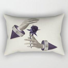 Divine Beauty Rectangular Pillow