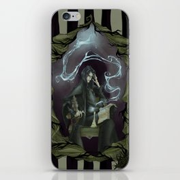 Tragically Ever After: Severus Snape iPhone Skin