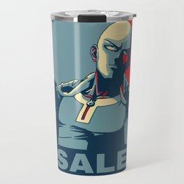 "Saitama ""Sale"" Travel Mug"
