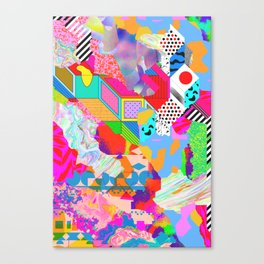 What To Do Next Canvas Print