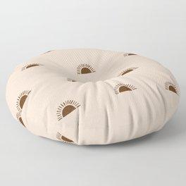 SUNRISE Floor Pillow