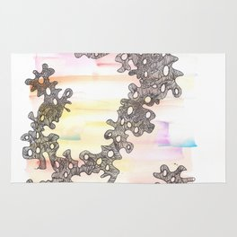 170321 Spring Watercolour 9 Rug