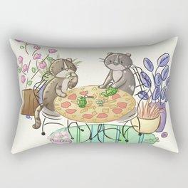 Afternoon Tea Rectangular Pillow