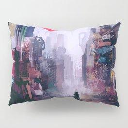Strange Mornings Pillow Sham
