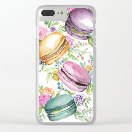 Dainty Things Clear iPhone Case