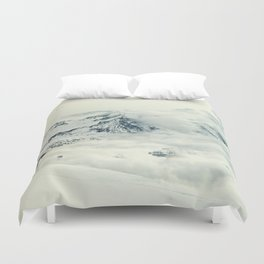 Frozen Planet Duvet Cover