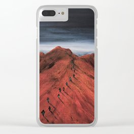 The Last of the Sicarii Clear iPhone Case
