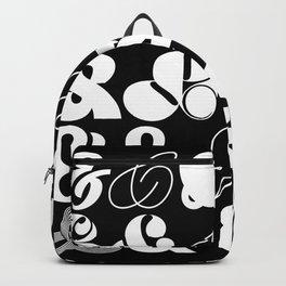 25 Ampersands Backpack