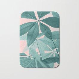 Pachira Aquatica #5 #foliage #decor #art #society6 Bath Mat
