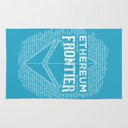 Ethereum Frontier (blue base) Rug
