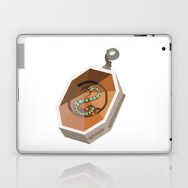 Salazar Slytherin's Locket Laptop & iPad Skin