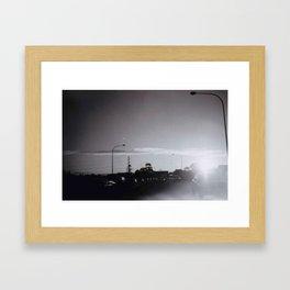 B&W Series #2 Framed Art Print