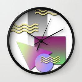 kool shaps Wall Clock