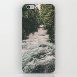 Mckenzie River iPhone Skin
